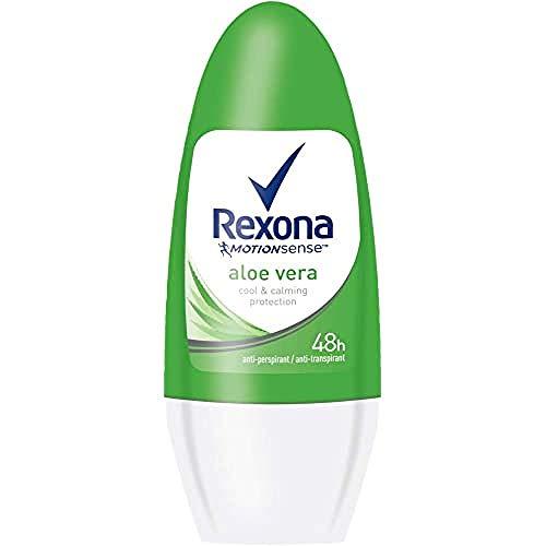 Rexona Roll-on Women Aloe Vera, 3er Pack (3 x 50 ml)
