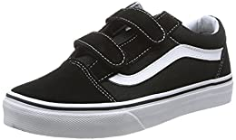 Suede Rubber sole Represents timeless skate style Die cut EVA insert for added support Hook-and-loop straps for added support