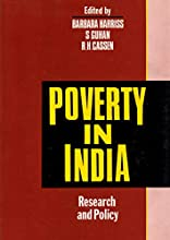 Poverty In India: Research And Policy