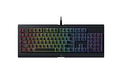 Teclado Gaming Razer Cynosa Chroma - Ultrapolling 1000 Hz - Teclas Programables