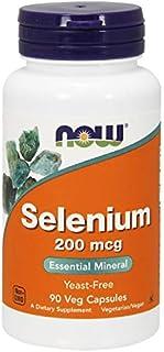 NOW Foods Selenium 200mcg VCaps. 90's