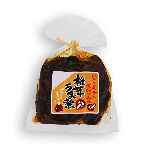 椎茸のうま煮(270g) /しいたけ シイタケ 煮物 甘辛 ご飯の友 ご飯のお供//