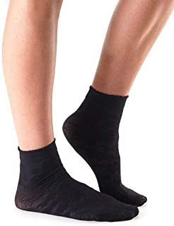 Cassie Organic Knit Mini Crew Sheer Sock, Casual, Patterned, Textured Sheer Sock for Everyday Wear Multi Pack