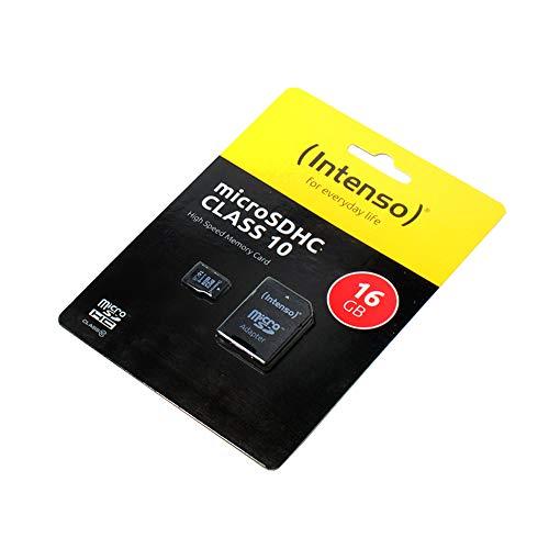 Razer Phone 2, Speicherkarte, 16GB, microSDHC, Class 10, High Speed, SD Adapter