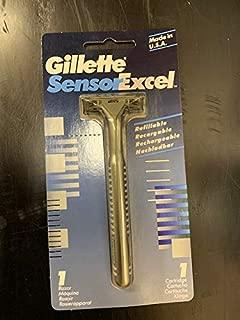Sensor 1 Blade Metal Razor