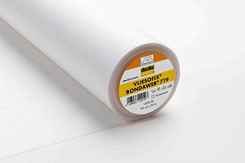 Vlieseline Vliesofix weiß 90cm Breite
