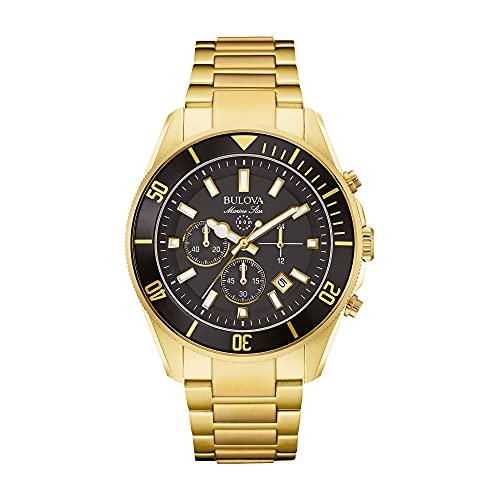 Men's Gold Tone Watch