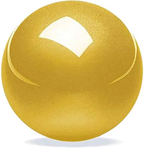 ぺリックス PERIPRO-303 GGO 34 mm交換用トラックボール 光沢仕上げ ゴールド スピード型 PERIMICE-517/717またはロジクール/エレコムトラックボールマウスと互換性有り【Amazon.jp 限定商品】【正規保証品】