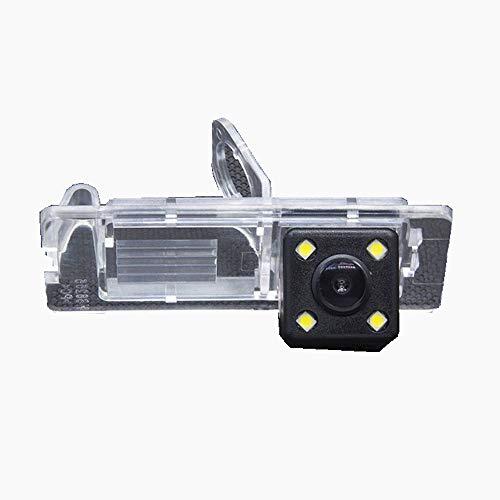 Cámara de visión Trasera HD para Utilizar con luz de matrícula, cámara Trasera, para Renault Scenic 2 II Renault Grand Scenic 2003~2009