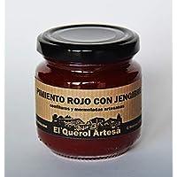 Mermelada Artesana de PIMIENTO ROJO CON JENGIBRE. 170gr. Ingredientes 100% naturales. Envíos gratis a partir de 20€.