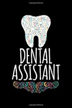 Dental Assistant: College Ruled Line Paper Blank Journal to Write In - Lined Writing Notebook for Middle School and College Students