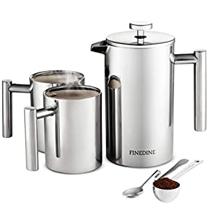 French Press 5 Piece Coffee Set