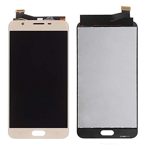 YuYue Pantalla LCD Pantalla táctil Conjunto de digitalizador para Samsung Galaxy J7 Prime G610 G6100 G610M G610D G610F On7 (2016 5,5
