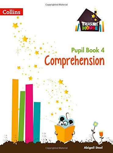 Comprehension Year 4 Pupil Book (Treasure House)