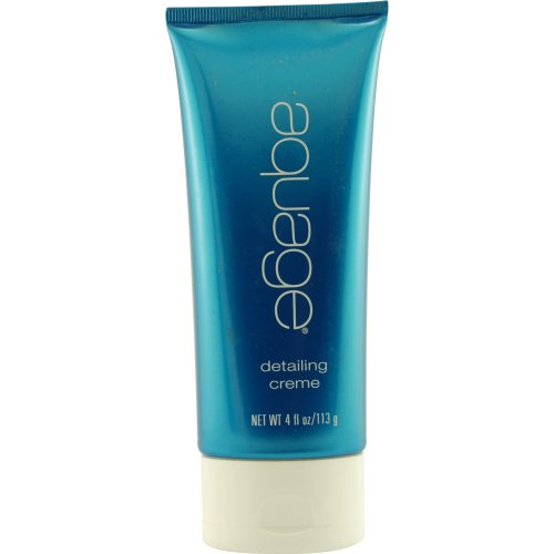 AQUAGE Detailing Creme, 4 Oz, Creates Light Texture Definition and Separation While Maintaining a Natural Look, Enhances Shine and Smooth Flyaways on Hair's Outer Surface