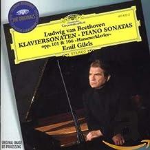 Beethoven: Pno Sonatas Nos.28 & 29