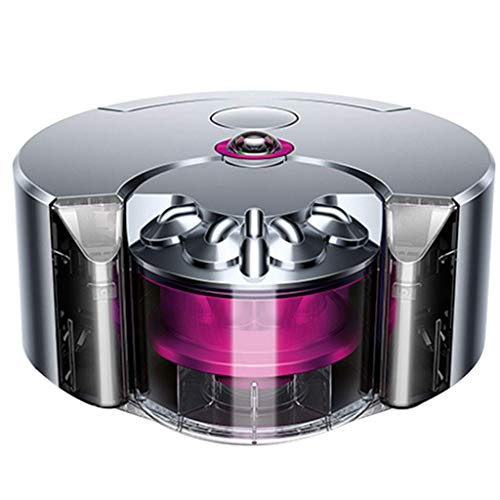 Barredora eléctrica ultrafina Robot de barrido Aspirador inteligente automático de uso doméstico...
