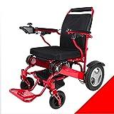 GUOOK Foldalite Trekker Powerchairs - Silla de Ruedas eléct