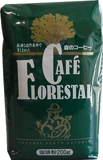 カフェ・パウリスタ 森のコーヒー 粉 200g