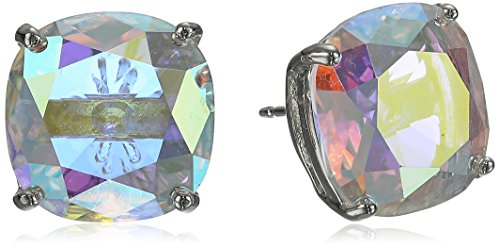 kate spade new york 'Kate Spade Earrings' Small Square Ab Stud Earrings