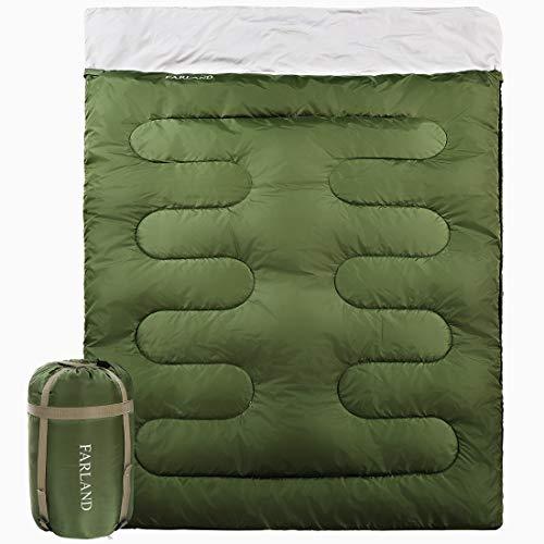 0 degree sleeping bag 2 person - 9