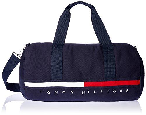 Tommy Hilfiger Duffle Bag Tasche Sporttasche Reisetasche dunkelblau 55 x 30 x 30cm