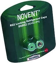 Rectorseal 86662 NG-R22 Novent R22 Cap 2 Pack, Green