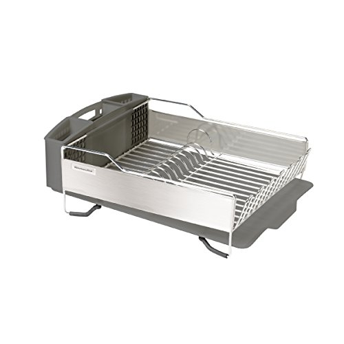 where to buy kitchenaid dish drying rack stainless steel new advanced corrosion resistant. Black Bedroom Furniture Sets. Home Design Ideas