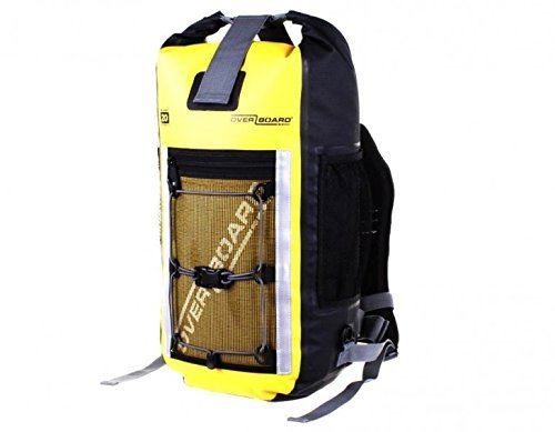 OverBoard Boatmaster Pro Rucksack 20 Litres Yellow by Overboard