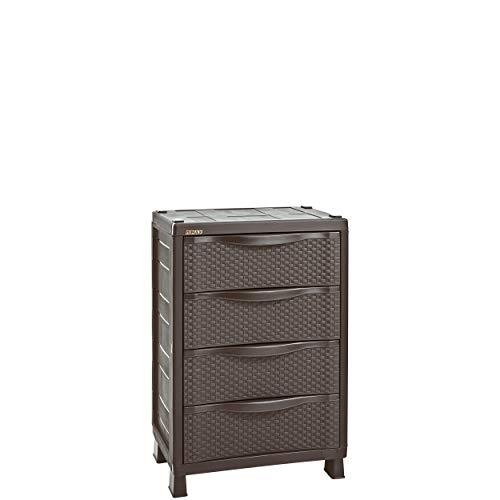 hdx storage cabinets Rimax Storage Cabinets, Brown