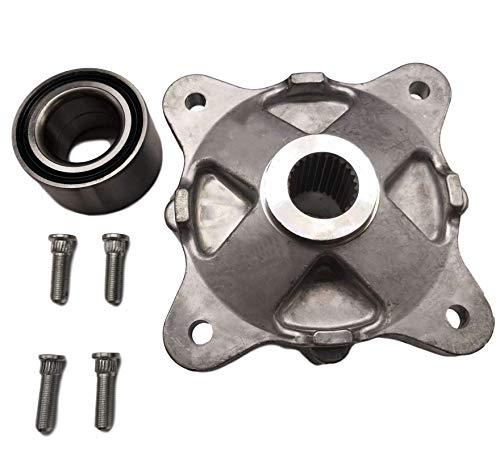 5135113 Rear Wheel Hub Repair Kit Replacement for 7518378 3514635 Polaris RZR 800 RZR S 800 RZR 4 800 Sportsman 400 450 500 550 570 700 800 X2 ACE