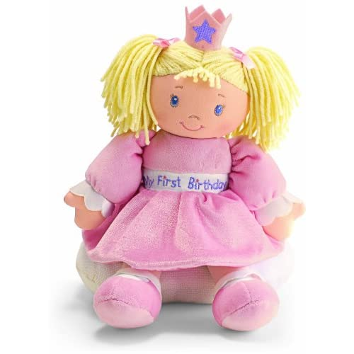 Gund Baby My First Birthday Doll With Sound Discontinued By Manufacturer