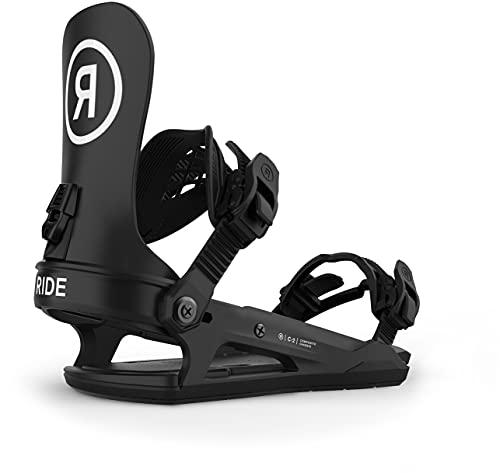 Ride C-2 Mens Snowboard Bindings M (6-10) Black