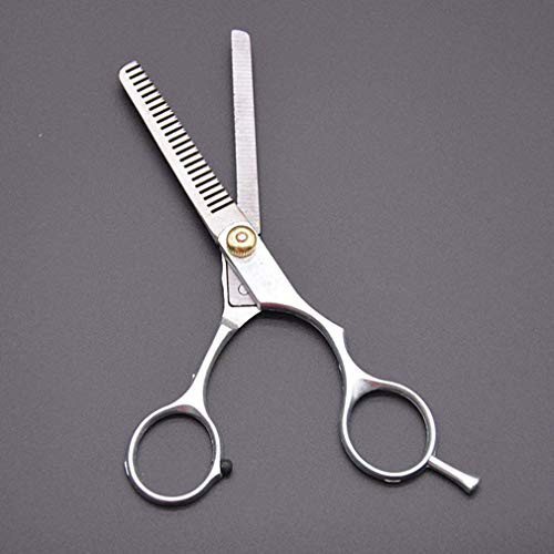 Friseur Schere Friseur Schere Super Haarschnitt Ausdünnung Schere Salon Haarschneider Universal (Zahnschere)