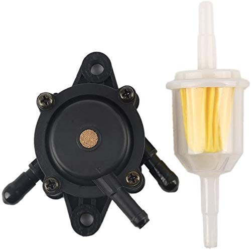 Fuel Pump Replacement for Kohler 24 393 04-S 2439301S & 24 393 16-S 2439316S Engines
