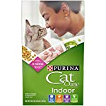 Cat Food Purina Cat Chow Hairball, Healthy Weight, Indoor Dry Cat Food, Indoor – (4) 3.15 lb. Bags