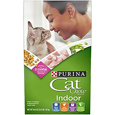 Cat Food Purina Cat Chow Hairball, Healthy... [tag]