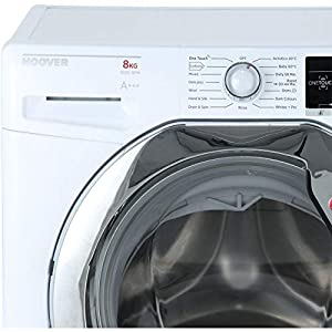Hoover Dynamic Next Advance DXOA68C3 8Kg Washing Machine with 1600 rpm