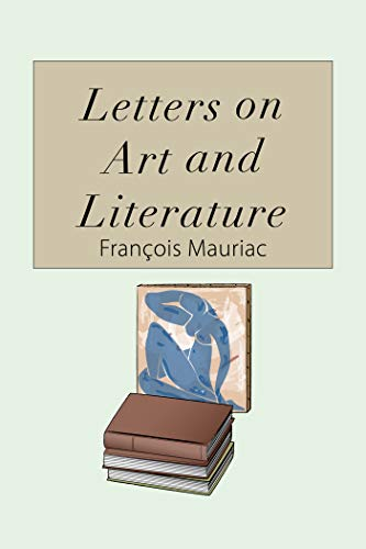 Letters on Art and Literature (English Edition)