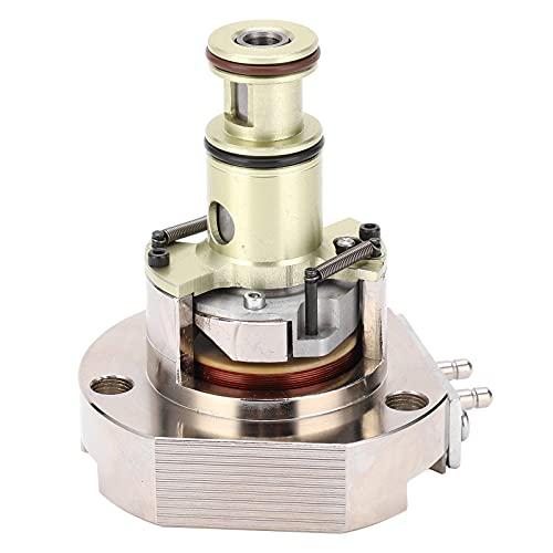 Actuador de bomba de combustible, Actuador electrónico incorporado NC Flujo pequeño Electrónico incorporado 3408324 Grupo electrógeno Piezas Hardware para bomba de combustible Ingeniero 24V