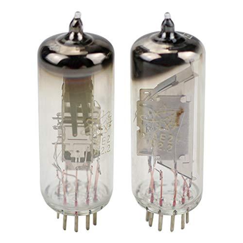 Fransande - Tubo de indicador electrónico de válvula de amplificador 6E2, reemplaza...