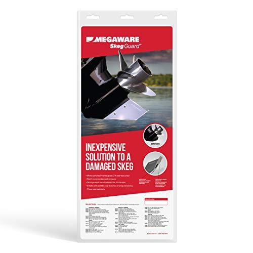 Megaware KeelGuard Displayschutzfolie Volvo Penta Innenbordmotor/Außenborder Wartung Netzteil