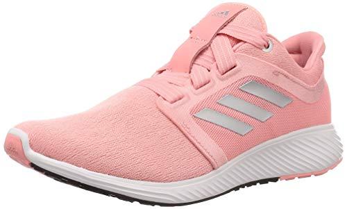 Adidas Women Edge Lux 3 W Glory Pink/Silver Met./FTWR White Running Shoes-4 UK (EG1293)