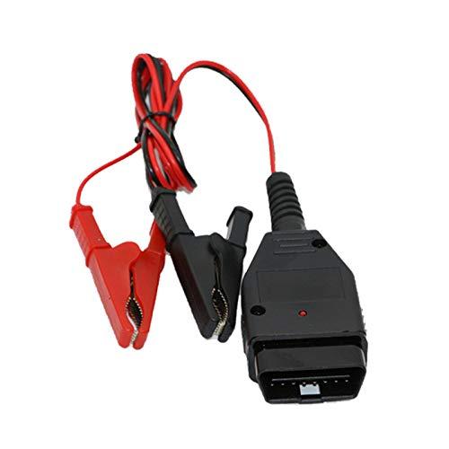 Tiamu Coche OBD Computadora ECU Protector De Memoria Reemplazar La Bateria Herramienta Segura Obdii Reanudar Mano