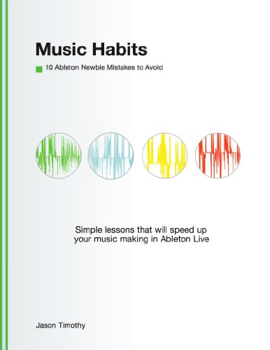 10 Ableton Live Newbie Mistakes to Avoid (Music Habits Book 7) (English Edition)