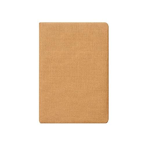 Lederjournal Notizbuch Tagebuch, benutzerdefinierte Text Reisejournal schreiben Notizbuch, Jubiläum Geburtstag Weihnachtsgeschenk-B5 braun._Unverpackt