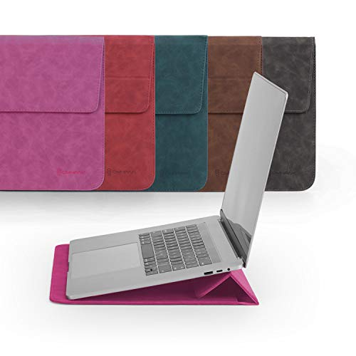 Omnpak 14-Zoll Laptop Hülle Laptoptasche mit Standfunktion Kompatibel für 14