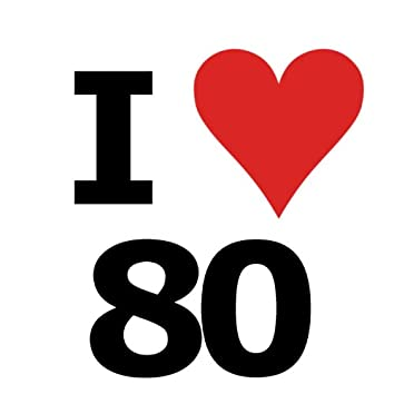 I love 80 - italo-disco selection