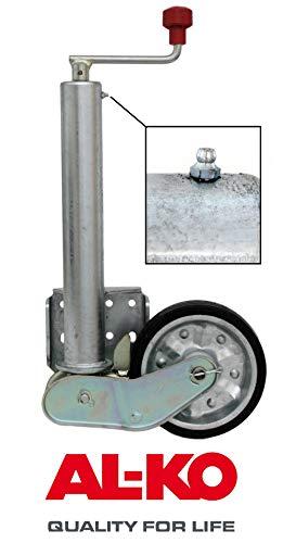 p4U AL-KO Automatik Stützrad Schwerlast 500 kg PKW Anhänger Trailer Rad 200x50mm Alko Nummer: 1212382