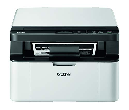 Brother DCP-1610W All In Box AE Laser multifunctionele printer (effen DIN A4, wifi, all-in-one pack) + 5 toners TN-1050 + 3 jaar garantie